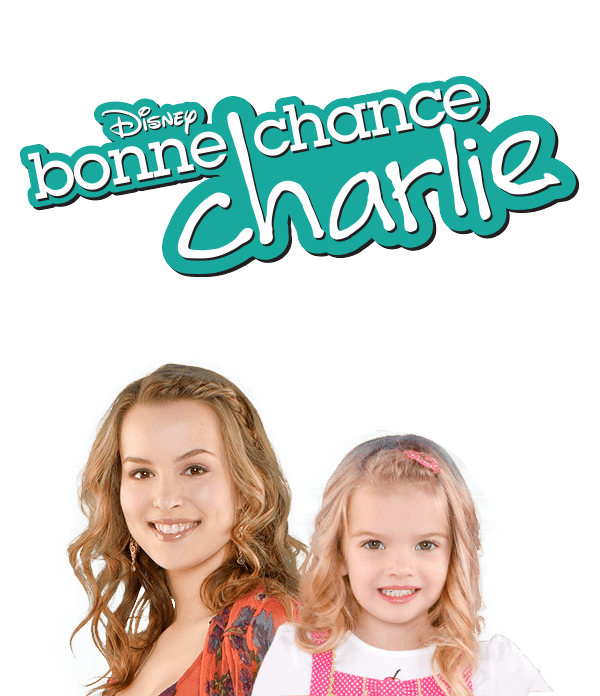 bonne chance charlie disney channel serie
