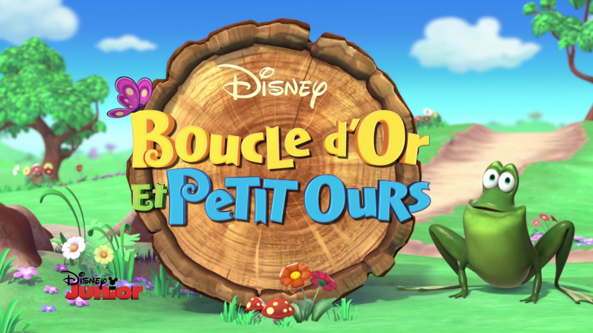 Boucle d'Or et Petit Ours. | Disney-Planet