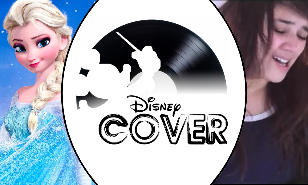 disney cover kimmi smiles let it go