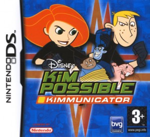kim possible kimmunicator jeu video disney