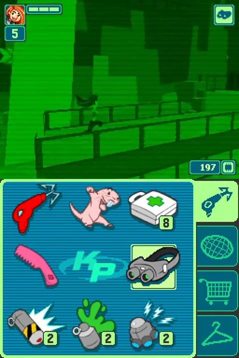 kim possible kimmunicator jeu video disney