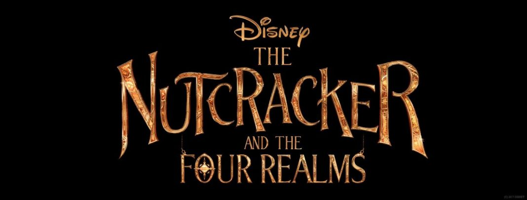 Disney logo The Nutcrakers and the four realms
