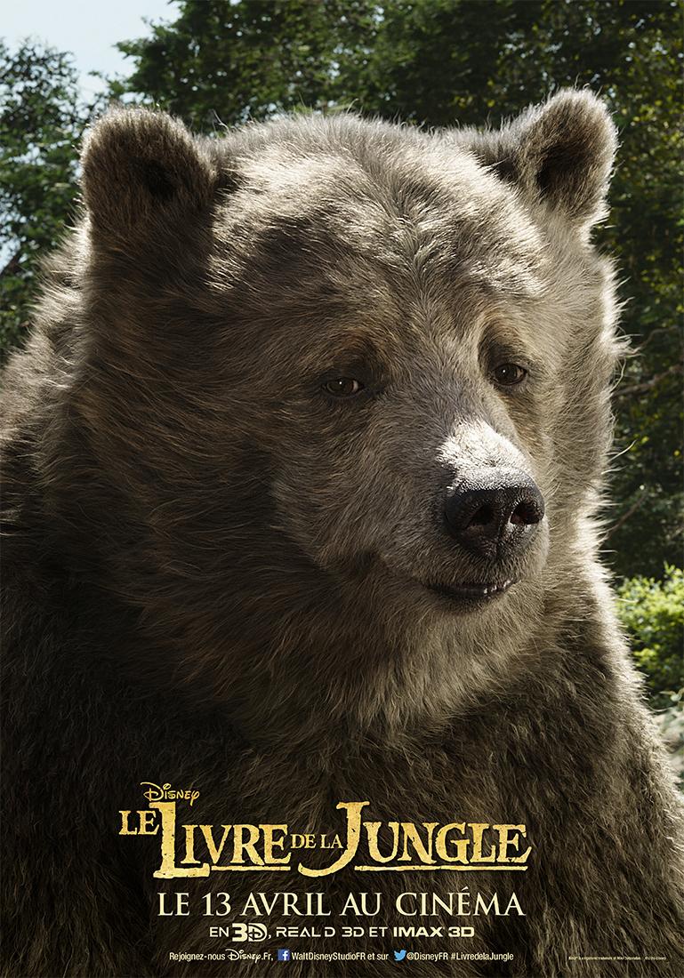 Le Livre de la Jungle (Film – 2016) | Disney-Planet