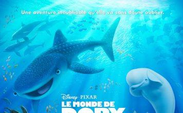 pixar disney le monde de dory finding affiche poster