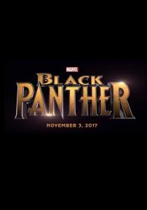 disney marvel studios black panther affiche poster