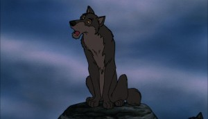 akela loup wolf personnage le livre de la jungle disney book character