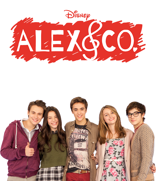 disney channel alex & co