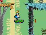 alice au pays des merveilles jeu video gameboy color disney