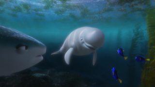 bailey pixar disney personnage character monde dory finding