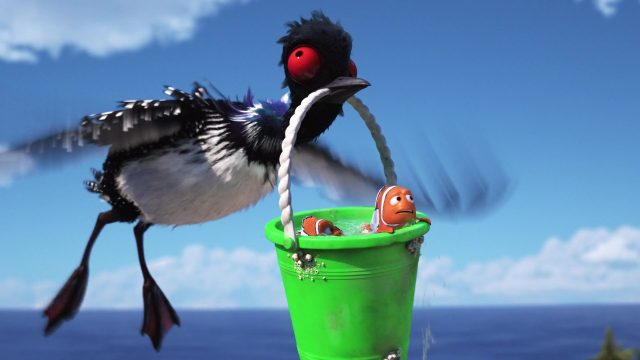 becky personnage character monde finding dory disney pixar