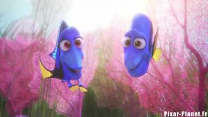 pixar disney charlie personnage le monde de dory finding character