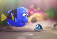 charlie pixar disney personnage character monde dory finding