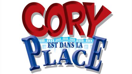 cory est dans la place disney channel serie