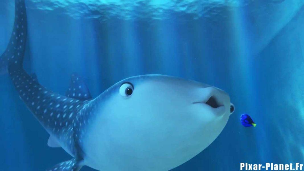 pixar disney destiny personnage le monde de dory finding character