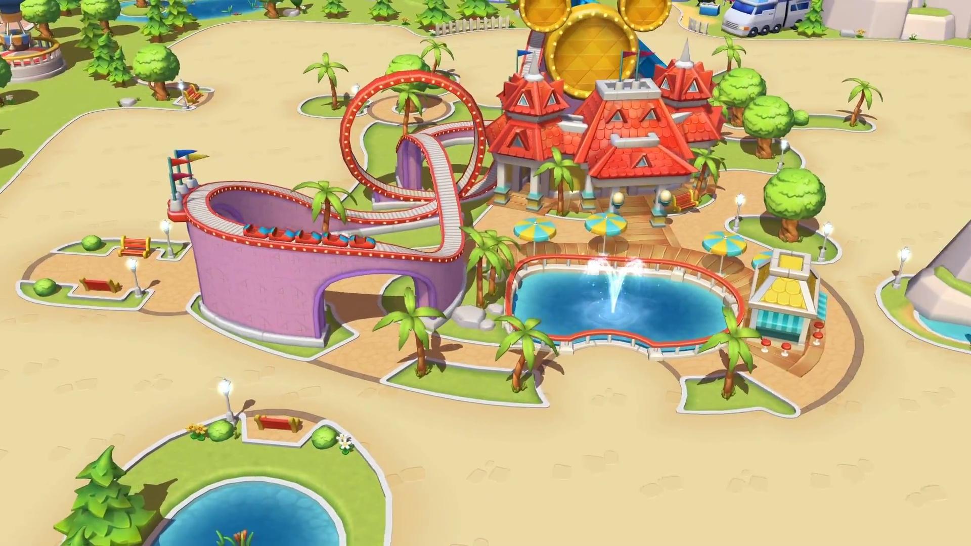 Image Gallery Magic Kingdom App