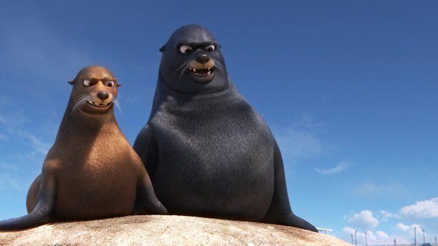 fluke personnage character monde finding dory disney pixar