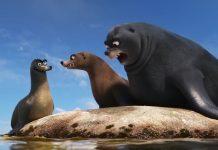 pixar disney le monde de dory finding personnage character gerald