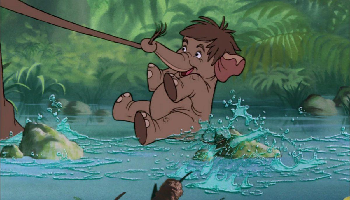 junior hathi elephant personnage le livre de la jungle disney book character