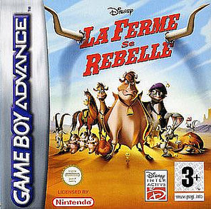 la ferme se rebelle jeu video disney