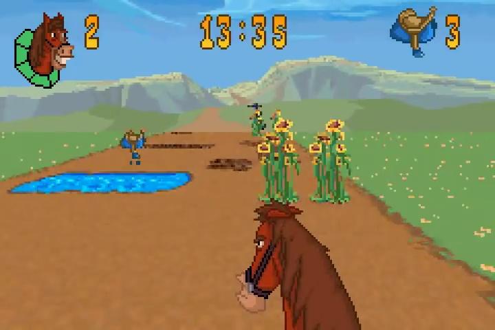 la ferme se rebelle jeu video disney