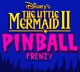 disney flipper jeu la petite sirene 2 pinball frenzy