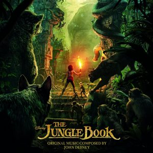 disney bande originale soundtrack le livre de la jungle book film