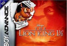 disney le roi lion 3 jeu video