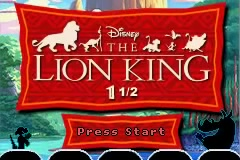 disney le roi lion 3 jeu video