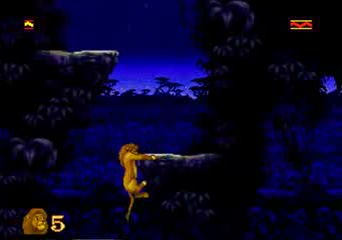 disney jeu video le roi lion