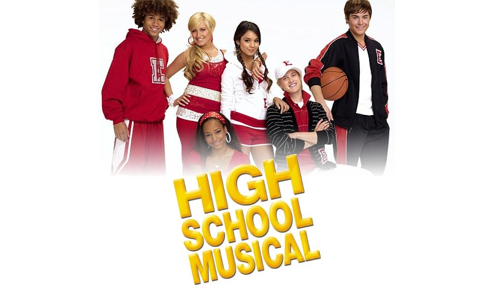 montage actu disney high school musical 4