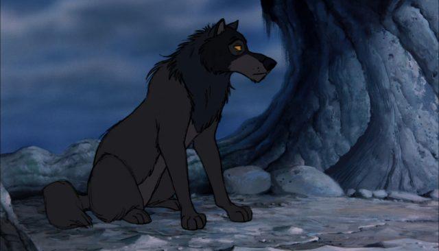 rama loup wolf personnage le livre de la jungle disney book character