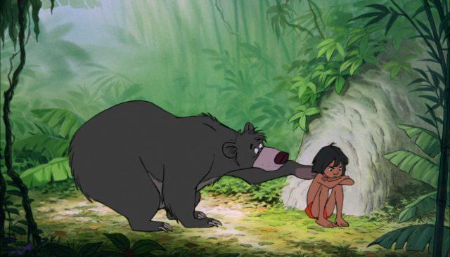 disney le livre de la jungle book réplique citation image