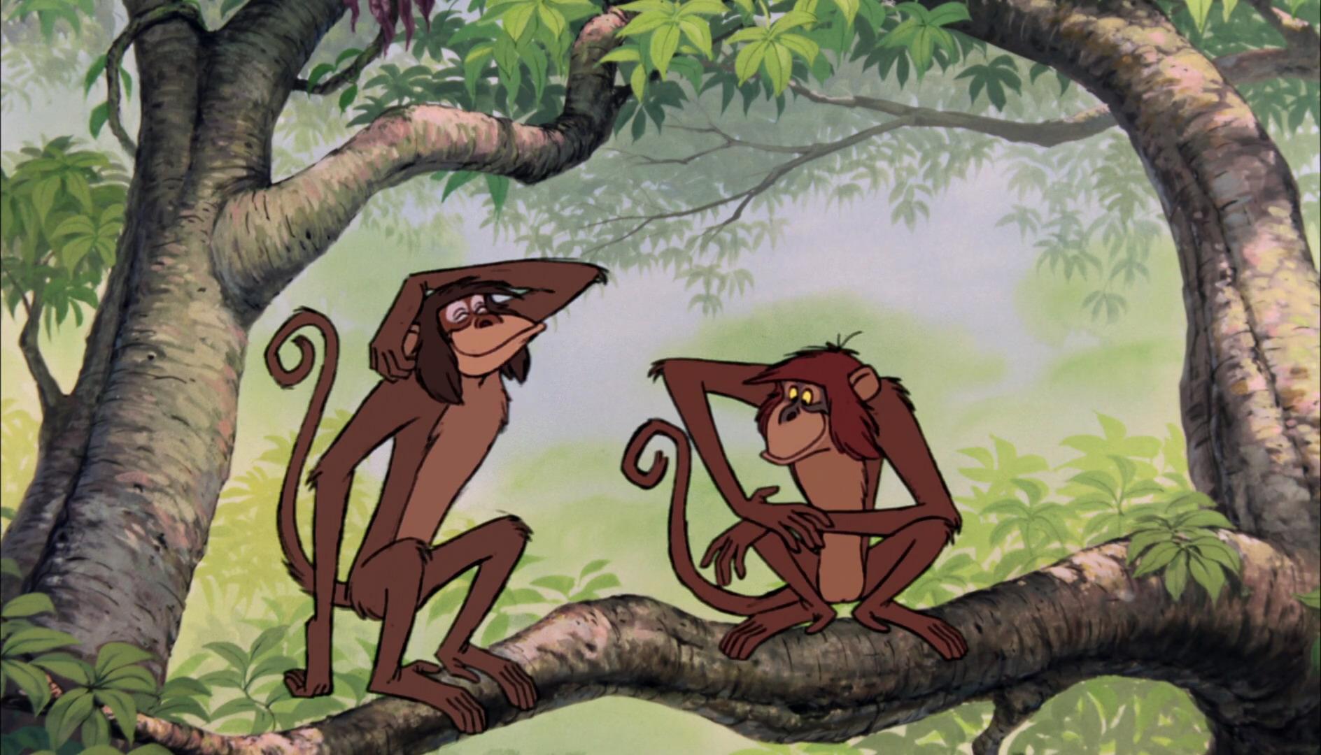 Les Repliques Dans Le Livre De La Jungle Disney Planet