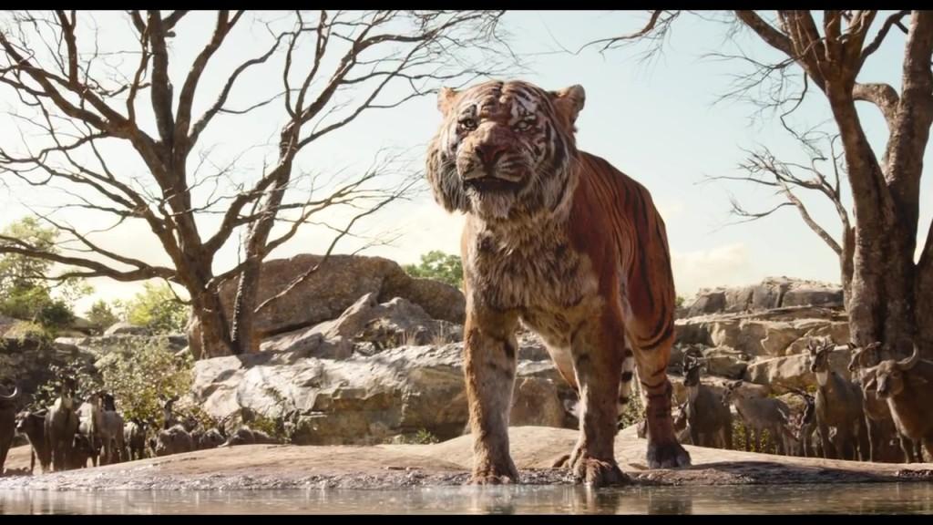 répliques le livre de la jungle film