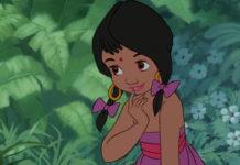 shanti personnage le livre de la jungle disney book character