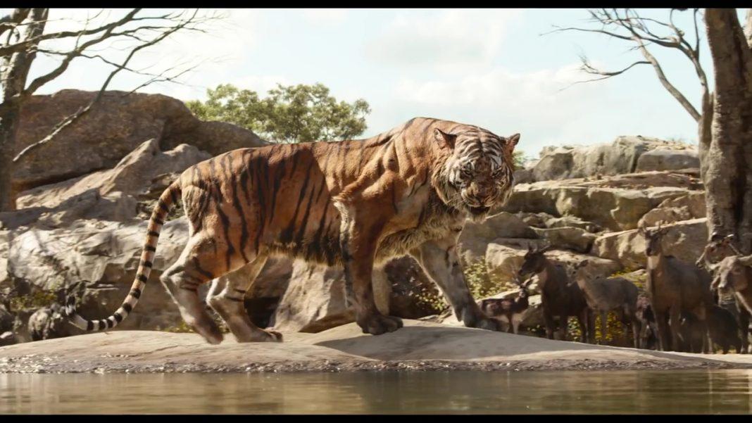 disney le livre de la jungle book personnage character shere khan