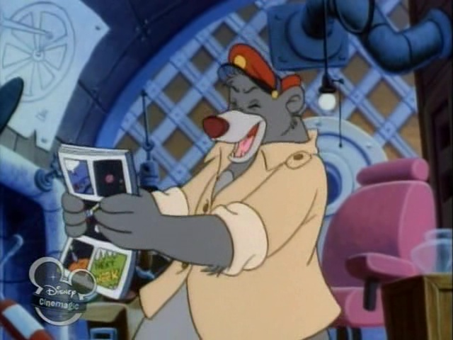 disney super baloo talespin