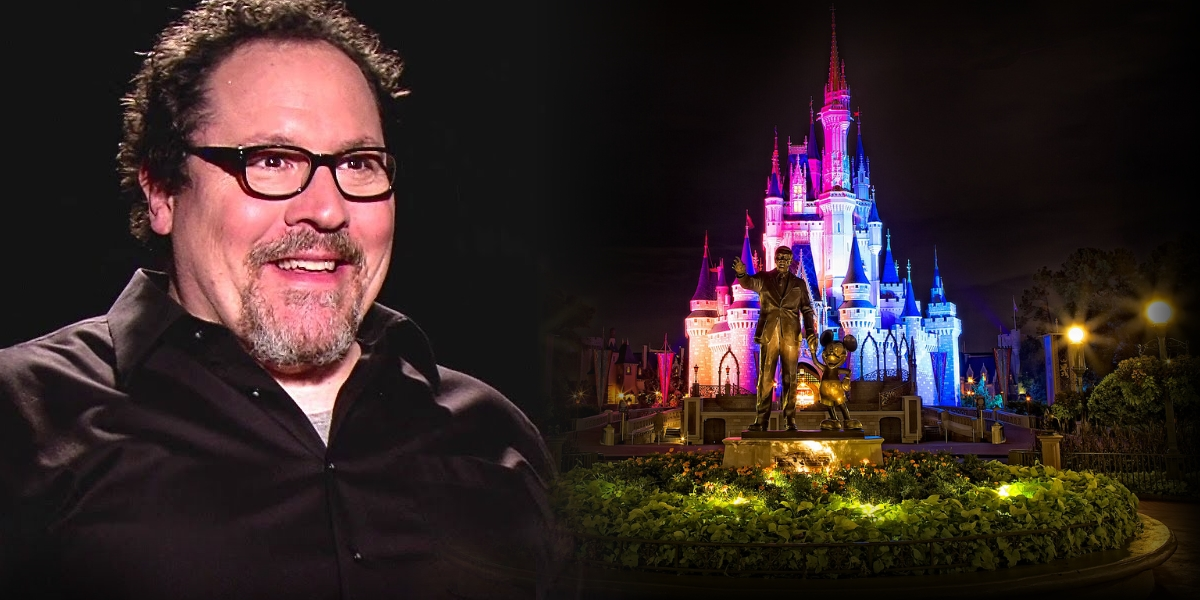 actu jon favreau disney magic kingdom projet