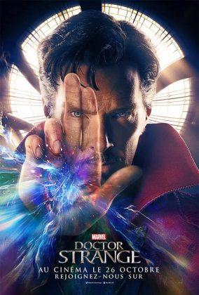 disney marvel affiche poster doctor strange
