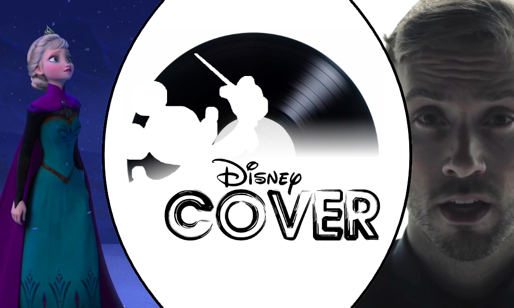Disney cover let it go frozen la reine des neiges peter hollens