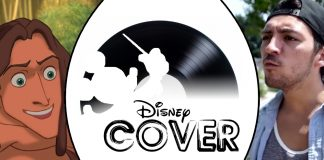 Disney cover philip serino tarzan trashin the camp