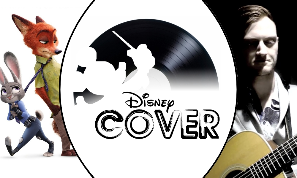 disney cover lukas zeiler try everything zootopie