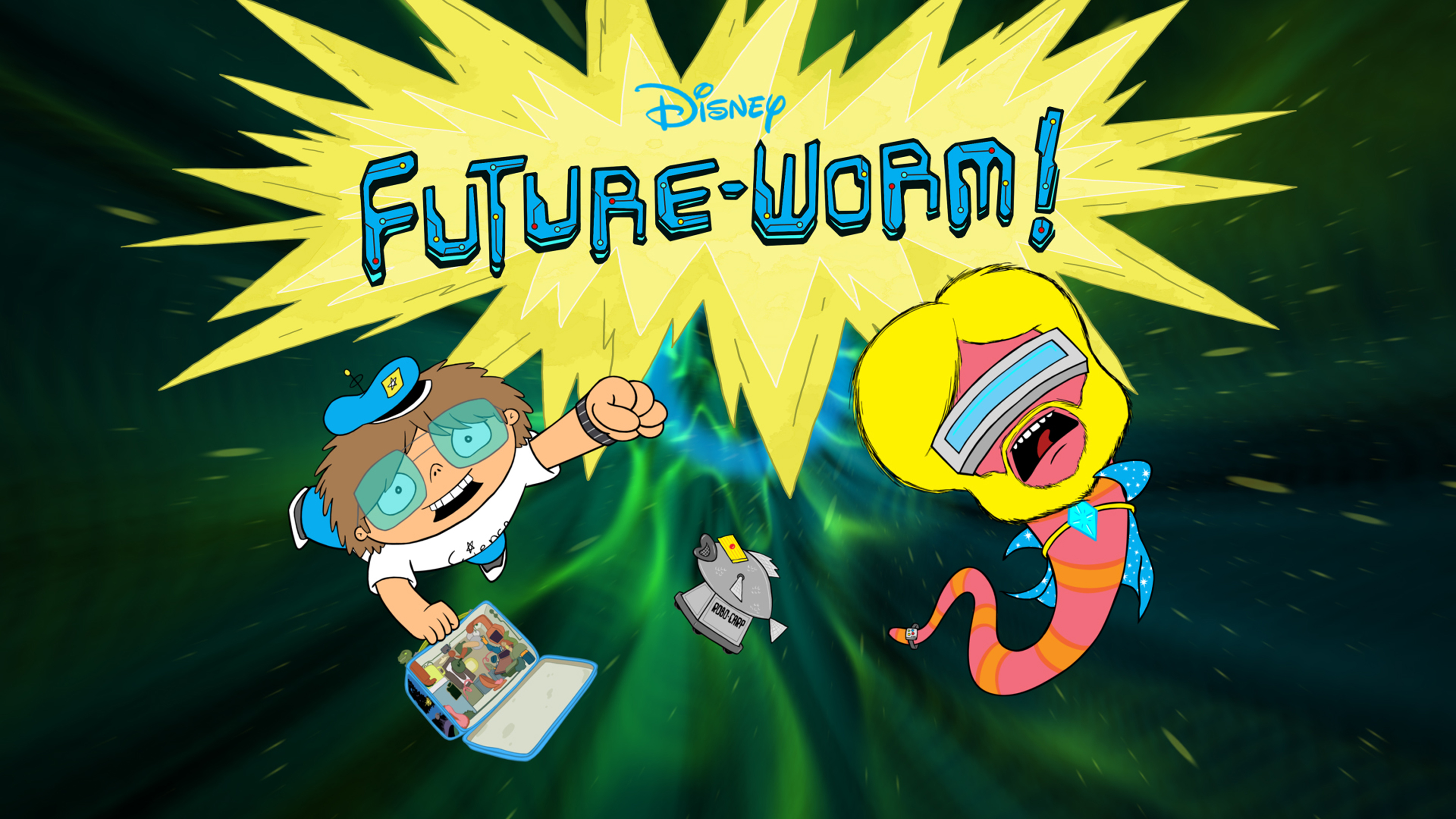 disney xd future worm