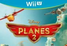 Disney Planes 2 mission canadair jeu video wiiu