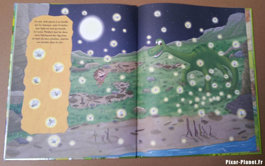 pixar disney cherche et trouve livre le voyage d'arlo