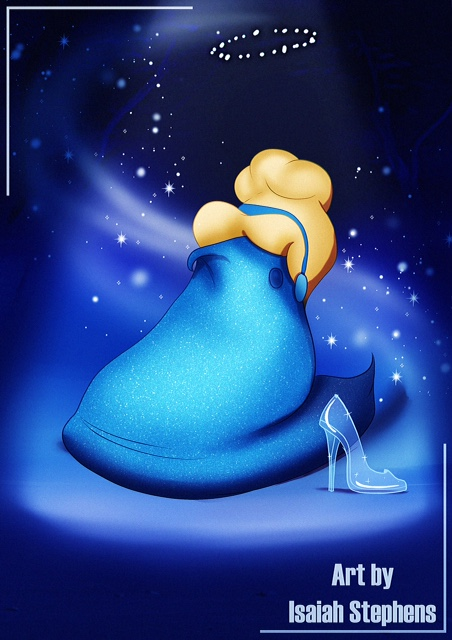 Disney fan art Disney Peeps Characters Isaiah Stephens