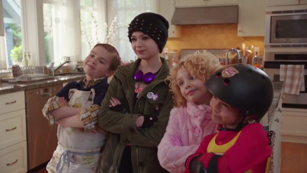 Adventures in Babysitting disneyc hannel original movie