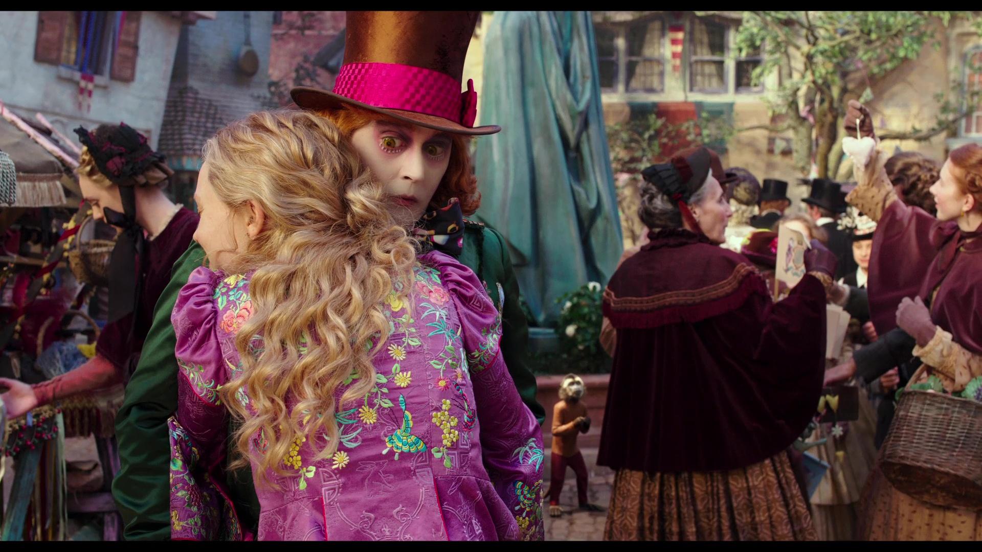 Alice de l autre c t du miroir un nouvel extrait la for L autre cote du miroir