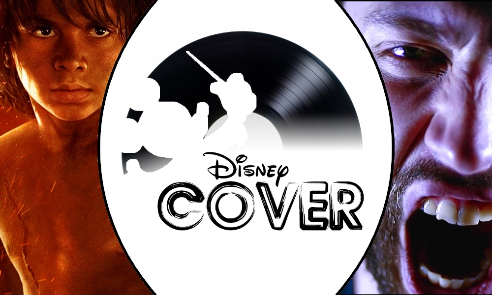 Disney Cover Jonathan Young Trust in me Livre de la jungle jungle book