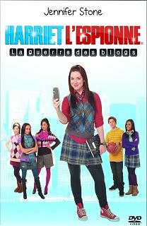 Harriet l'espionne : La Guerre des blogs disney channel original movie